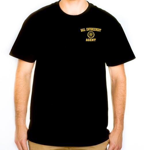 Bail Enforcement T-Shirt No. 2 (front view)