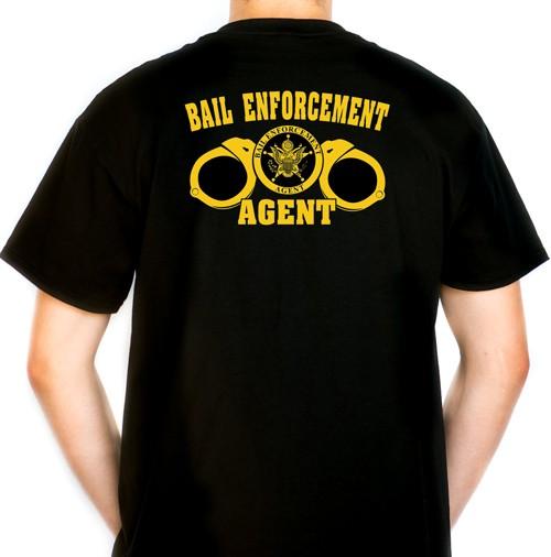 Bail Enforcement T-Shirt No. 2