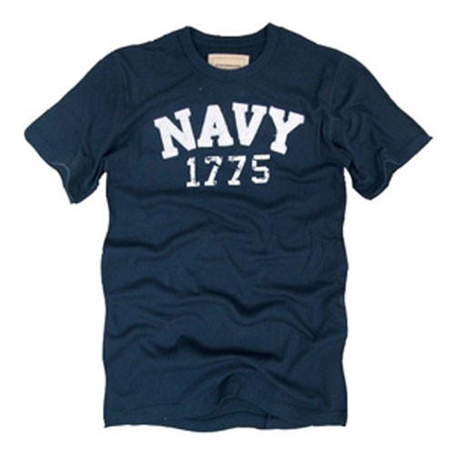 Navy Classic Fit Blue Shirt