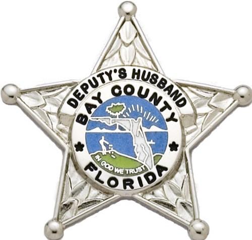 1 3/4 in. 5-Pt Star Smith & Warren Family Badge FB02