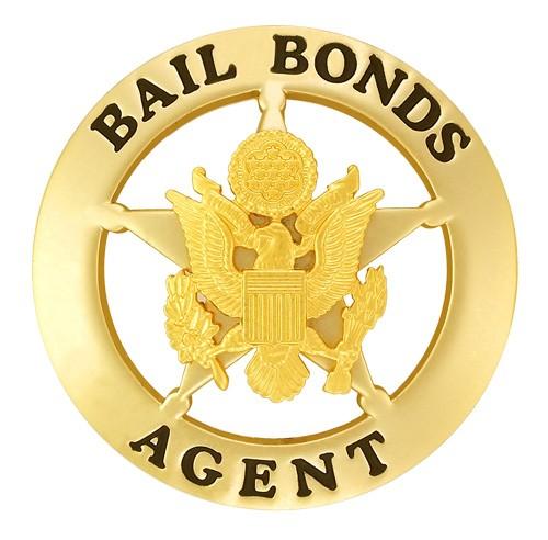 Bail Bonds Agent Badge