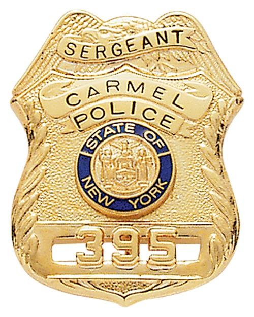 1.56 inch Eagle Top Smith & Warren Badge S299
