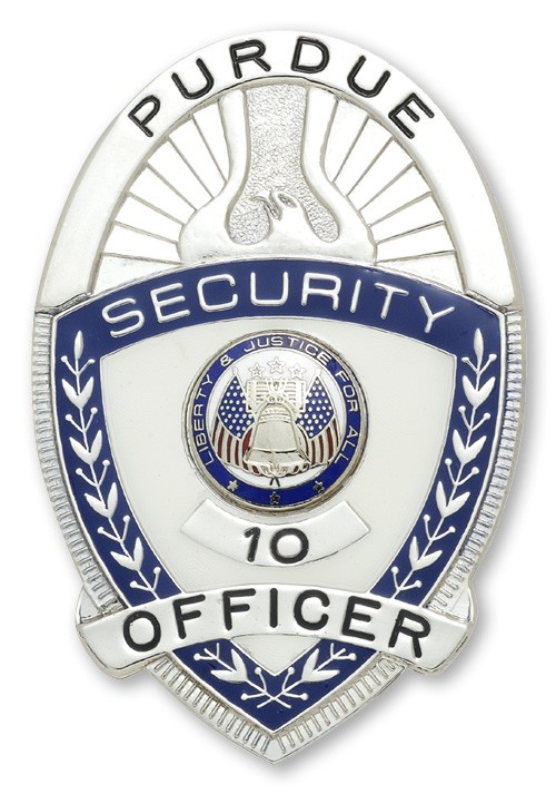 3.02 inch Eagle Top Smith & Warren Badge S514B