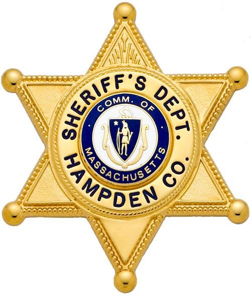 3 inch 6 Point Star Smith & Warren Badge S544