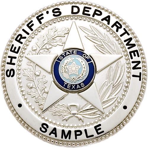 1.75 inch Round Smith & Warren Badge S553