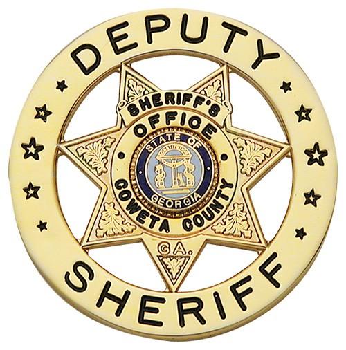2.1 inch Round 7 Point Star Smith & Warren Badge S621