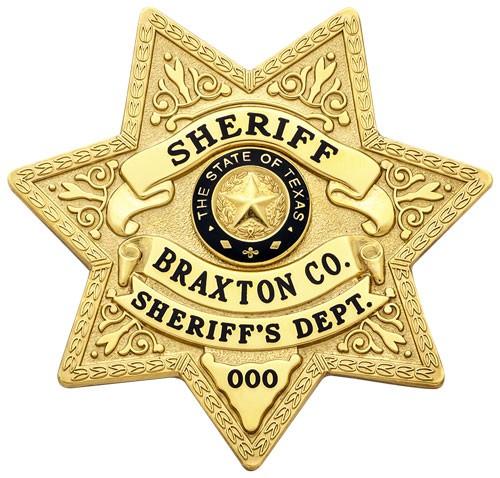 3 inch 7 Point Star Smith & Warren Badge S631