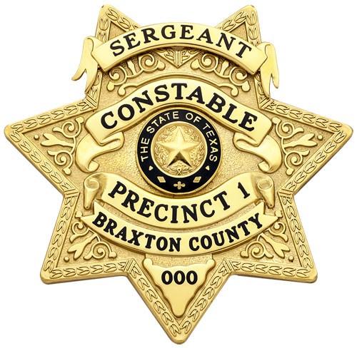 3 inch 7 Point Star Smith & Warren Sheriff Badge S631A