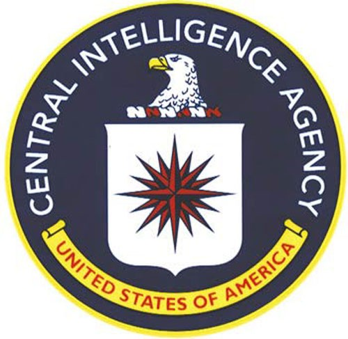 CIA Decal 3-Pack