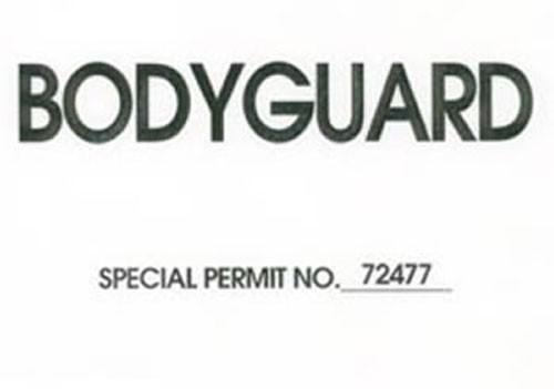 Bodyguard Windshield Pass