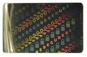 Holographic Overlay - Lock and Key