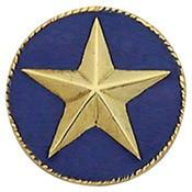 Blue Star Center Seal