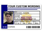 Corporate PVC ID Style #2