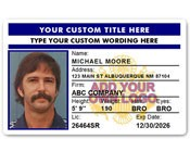 Corporate PVC ID Style #4