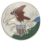 Eagle & Shield Center Seal