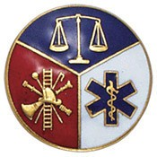 Justice, Fire & EMS Center Seal