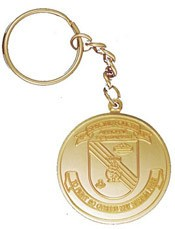 5Th Special Forces Coin Key Chain