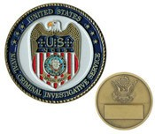 NCIS Challenge Coin