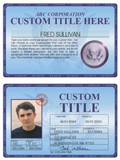 Custom Deluxe Folio