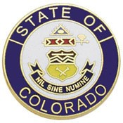 Colorado Center Seal