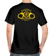 Fugitive Recovery Agent T-Shirt No.5