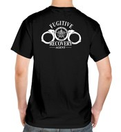 Fugitive Recovery Agent T-Shirt No.4