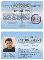 Security Enforcement Standard Folio