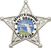 1 3/4 in. 5-Point Star Smith & Warren Family Badge FB02