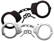 Professional Double Lock Detective Handcuffs