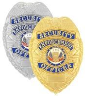 Security Enforcement Officer Badge
