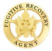 Fugitive Recovery Star Badge (Gold)