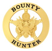Bounty Hunter Badge