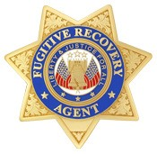 Fugitive Recovery Agent 7 Pointt Star Badge