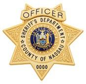 3 inch 7 Point Star Smith & Warren Badge M399A