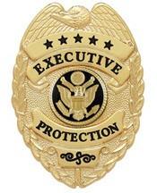 Executive Protection Badge