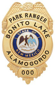 2.62 inch Eagle Top Smith & Warren Badge S195