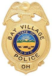 2.7 Eagle Top Smith & Warren Police Badge S198
