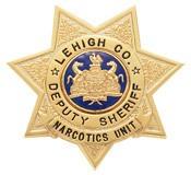 2.04 inch 7 Point Star Smith & Warren Badge S242
