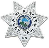 2 inch 7 Point Star Smith & Warren Badge S260