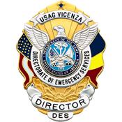 "3"" Eagle Top Smith & Warren Custom Badge S503_ROMANIA"