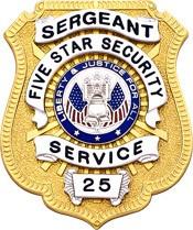 2.5 inch Metro Style Smith & Warren Badge S586C
