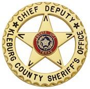 2.21 inch Round 5 Point Star Smith & Warren Badge S620