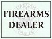 Firearms Dealer Windshield Pass