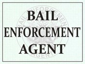 Bail Enforcement Windshield Pass