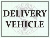 Delivery Vehicle Windshield Pass