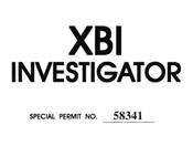 XBI Windshield Pass