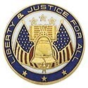 Liberty & Justice Center Seal