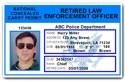 Retired Officer National CCP PVC ID Card