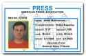 Press PVC ID Card C509PVC