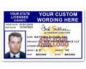 Corporate PVC ID Style #8